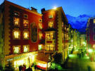 Innsbruck: Nepomuk's B&B Backpackers Hostel